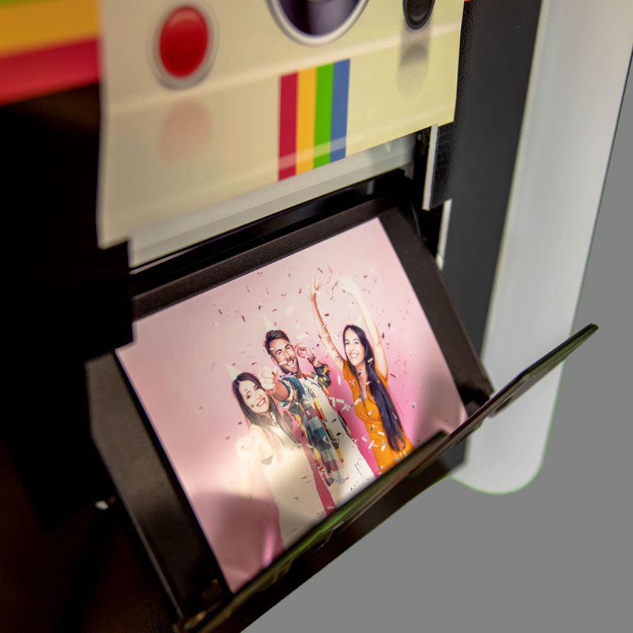 Fotodrucker Fotobox